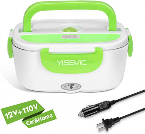 5. YISSVIC Electric Lunch Box