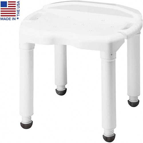 6 Carex Universal Bath Seat and Shower Chair