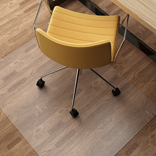 6. SLYPNOS Chair Mat for Hard Floors