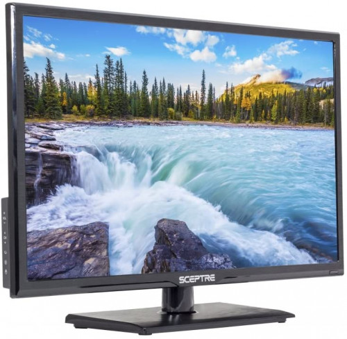 6. Sceptre E249BV-SR 720p LED TV 24