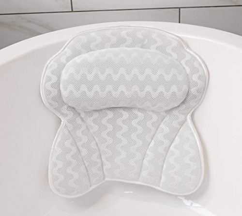 6. Soothing Company Bath Pillow