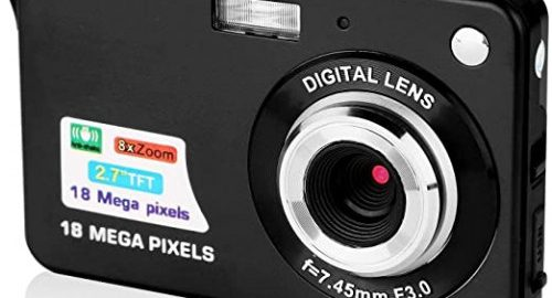 7. GordVE 2.7 Inch Digital Camera