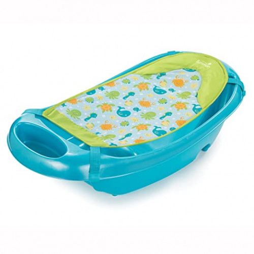 7. Summer Infant Splish 'n Splash Newborn to Toddler Tub