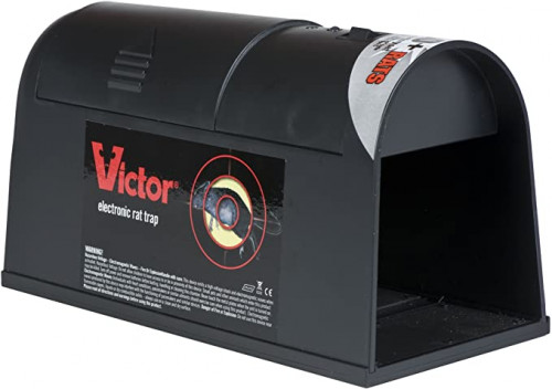 #7. Victor Electronic Rat Trap
