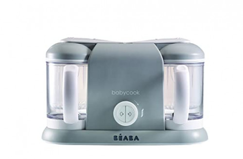 # 8 - BEABA Babycook Plus 4 in 1 Steam Cooker and Blender