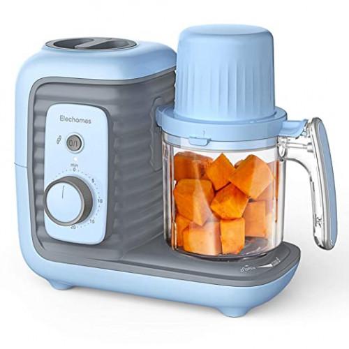 # 9 - Baby Food Maker, Elechomes 8 in 1 Baby Food Processor