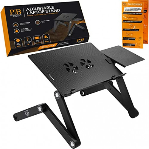 Product Name: Adjustable Laptop Stand - Perfect Laptop Stand for Bed