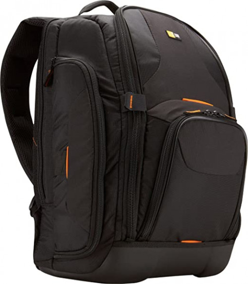 1. Case Logic SLRC-206 SLR Camera and 15.4-Inch Laptop Backpack