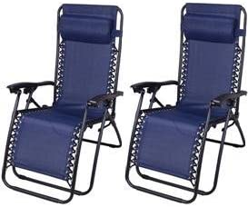 1. Outsunny Zero Gravity Recliner