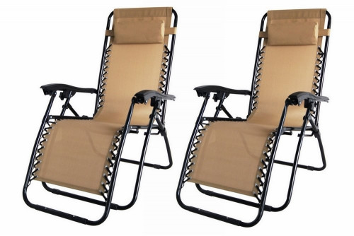 4. Palm Springs Zero Gravity Chairs