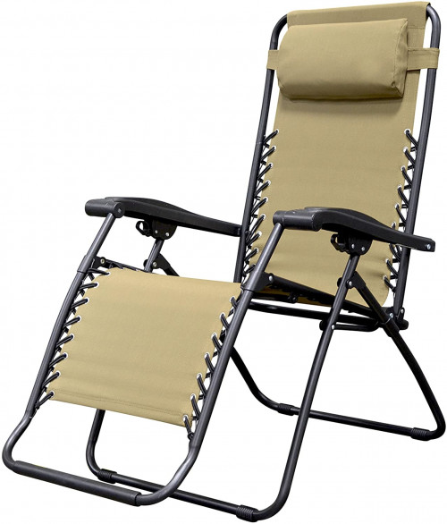 8. Caravan Sports Infinity Zero Gravity Chair