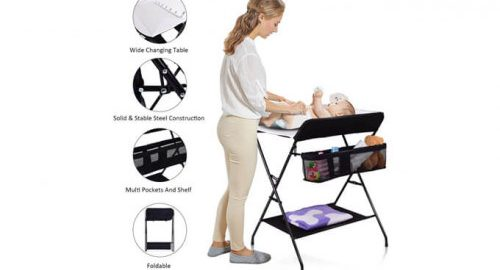 Top 10 Best Diaper Changing Tables in 2020 Reviews