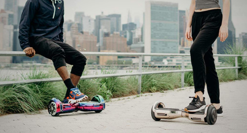 Top 10 Best Hoverboards in 2020 Reviews