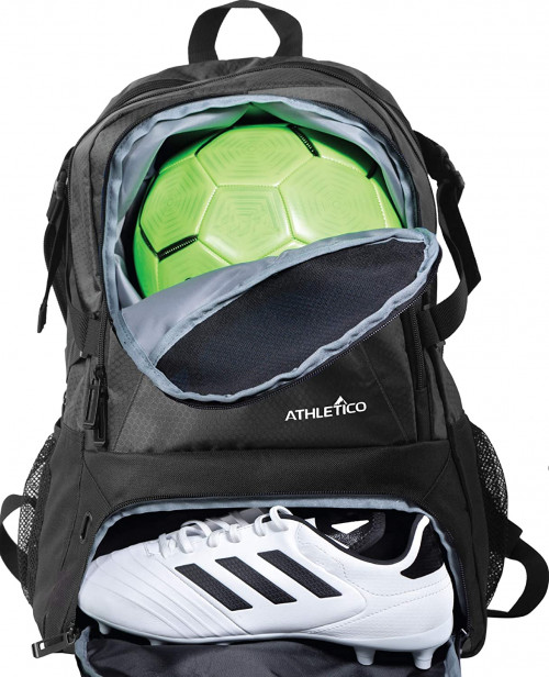 #1. Athletico National Soccer Bag