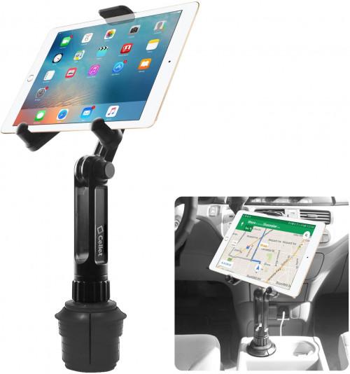 #1. Cellet iPad Holders for Car Cupholder Mount