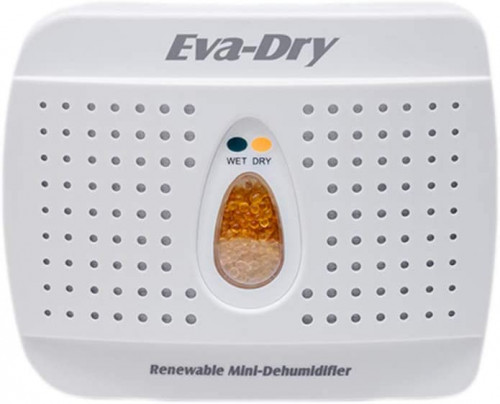 #1. Eva-Dry Wireless Small Dehumidifier