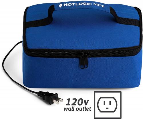 #1. Hot Logic Electric Lunch Box Tote