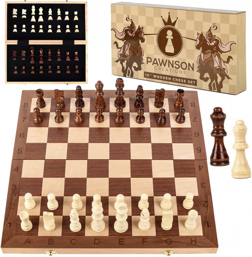 #1. Pawnson Creations chessboards