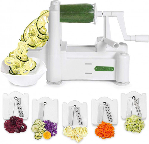 #1. Spiralizer Vegetable Slicer