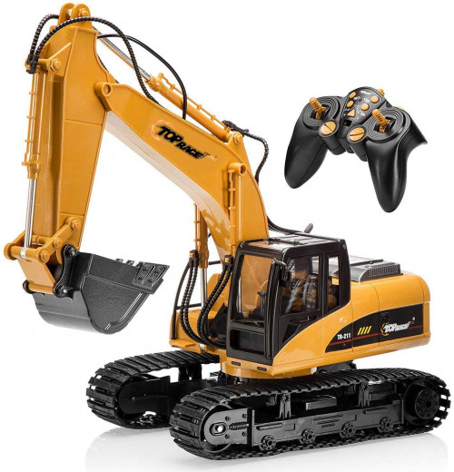 1#. Top Race Full Functional Remote Control Excavator