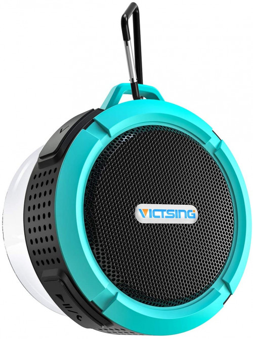 #1. VicTsing Shower Speaker with Hook