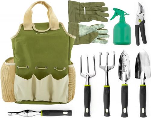 #1. Vremi Garden Tool Sets