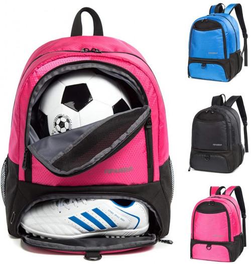 #10. Capslock Soccer Backpack