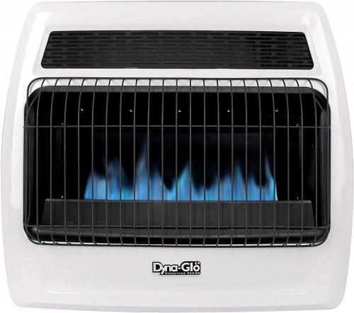 #10. Dyna-Glo Natural Gas Heater with Oxygen Depletion Sensor