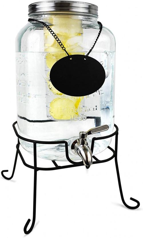 #10. J&A Home Glass Water Dispenser