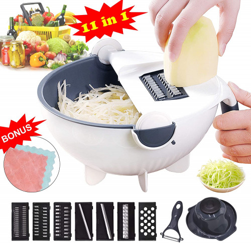 #10. VAESIDA Vegetable Slicer