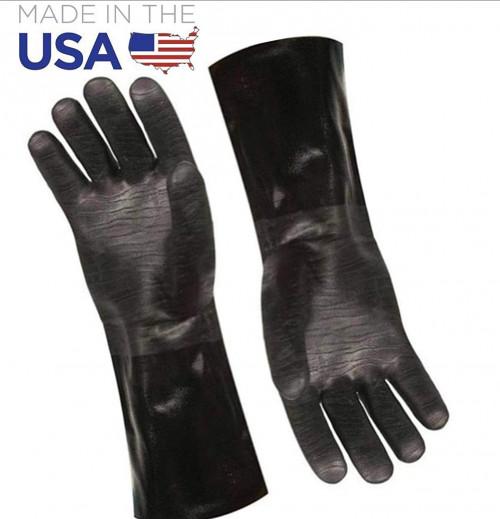 #2. Artisan Griller Non-slip bbq Gloves