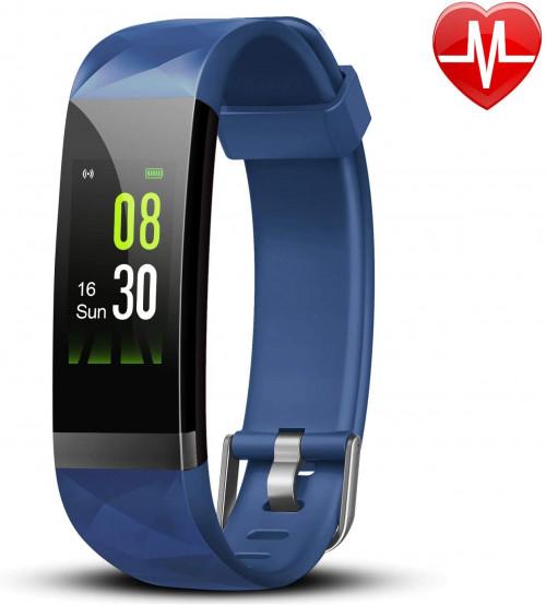 #2. Letsfit Fitness Tracker ID131 Blue