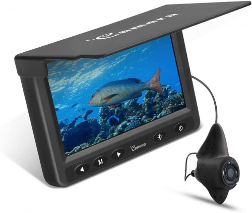 #2. Moocor Fishing Camera