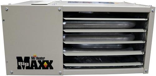 #2. Mr. Heater Natural Gas Unit Heater