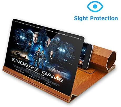 "#2. ORETECH 12"" Foldable Screen Magnifier"