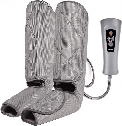 #2. RENPHO Leg Compression Machine for Relaxation