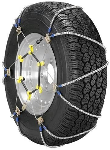 #2. Security Chain Company Tire Traction Chain - Set of 2