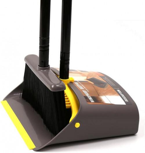 #2. Treelen Brooms and Dustpans