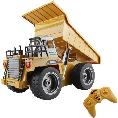 #2. fisca RC Truck 6 Remote Control Excavator