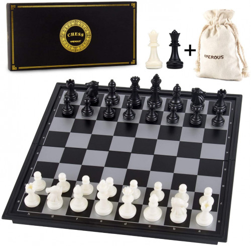 #3. AMEROUS chessboards