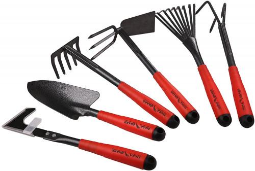 #3. FLORA GUARD Garden Tool Sets