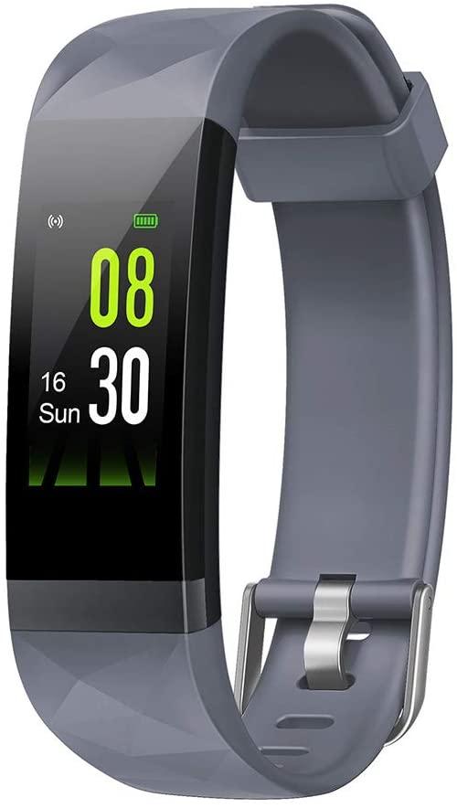 #3. Letsfit Fitness Tracker ID131 Grey