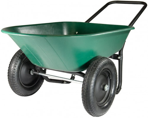 #3. Marathon 2 Wheel Wheelbarrow