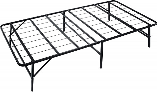 #3. Naomix Home Heavy Duty Foldable Bed Frame
