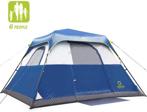 #3. QT QOMOTOP 5 People Camping Tent