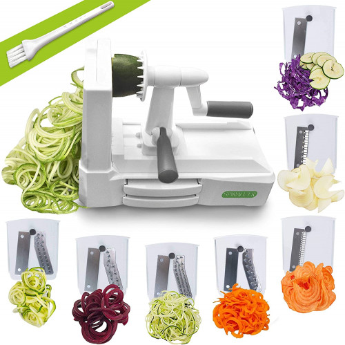 #3. Spiralizer Vegetable Slicer