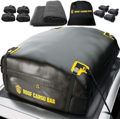 #3. TOOLGUARDS Roof Bag with Mat