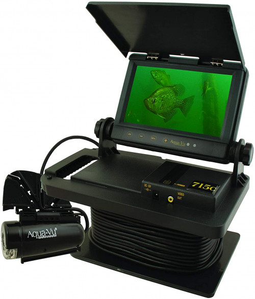 #4. Aqua-Vu Fishing Camera