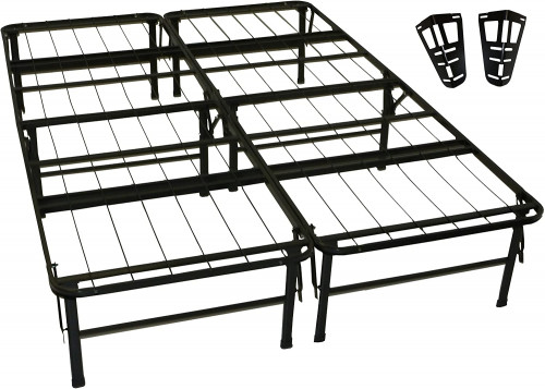 #4. Epic Furnishings Foldable Bed Frame