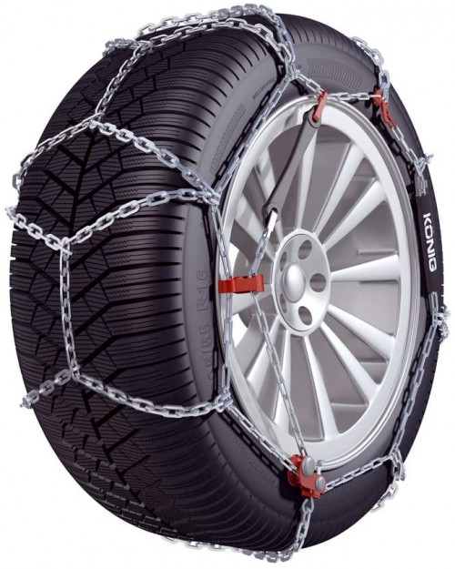 #4. KONIG CB-12 090 Snow chains